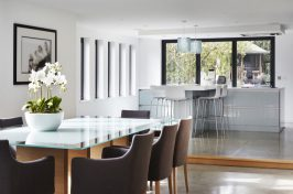 eco friendly dining room